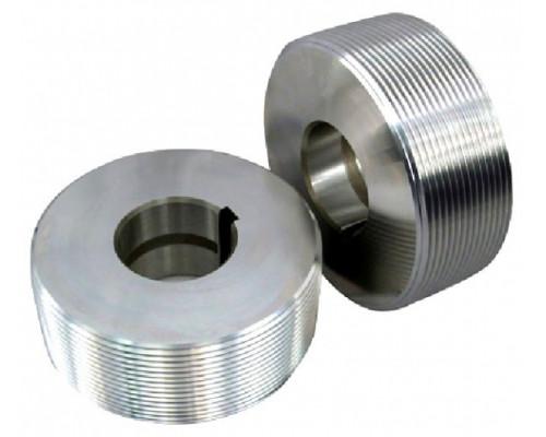 Ролики резьбонакатные М 5х0.8 D=144 комплект (2шт) кл.1